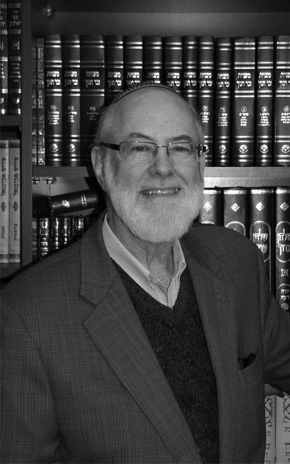 Rabbi Aryeh Yehuda (Leo) Davids