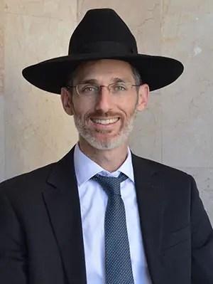 Rabbi Aryeh Berzansky