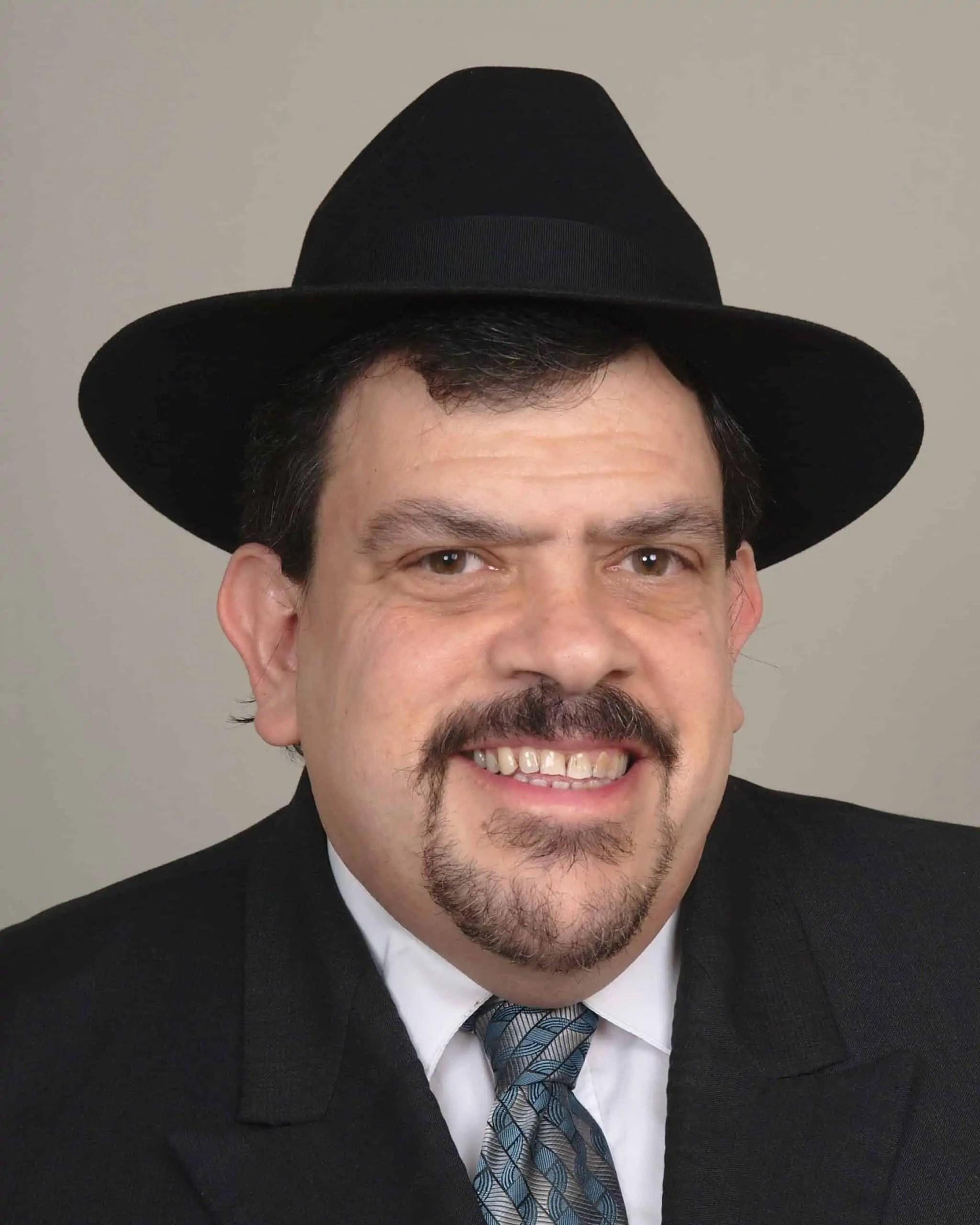 Rabbi Micha Berger