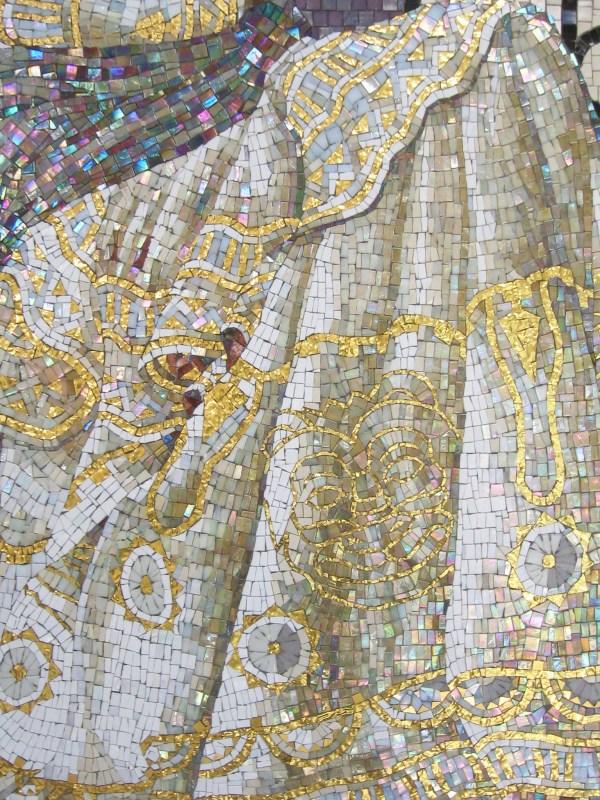 Lilian Broca Mosaics of Queen Esther