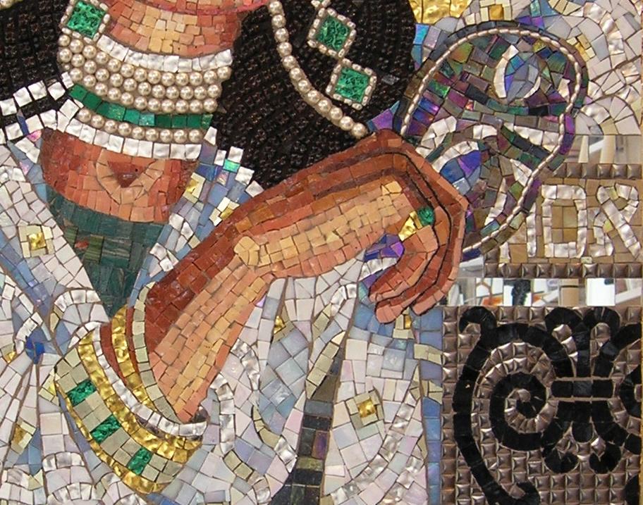 mosaic art source inspiration for