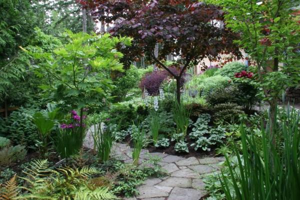 garden design mosaic gardens