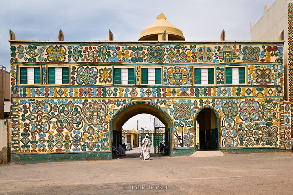 Image result for palace of the emir of zazzau