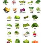 Verduras de temporada: Abril