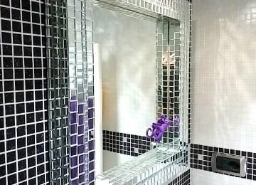 Mosaico Bagno Prezzi | Piastrelle Mosaico Bagno Marazzi Awesome ...