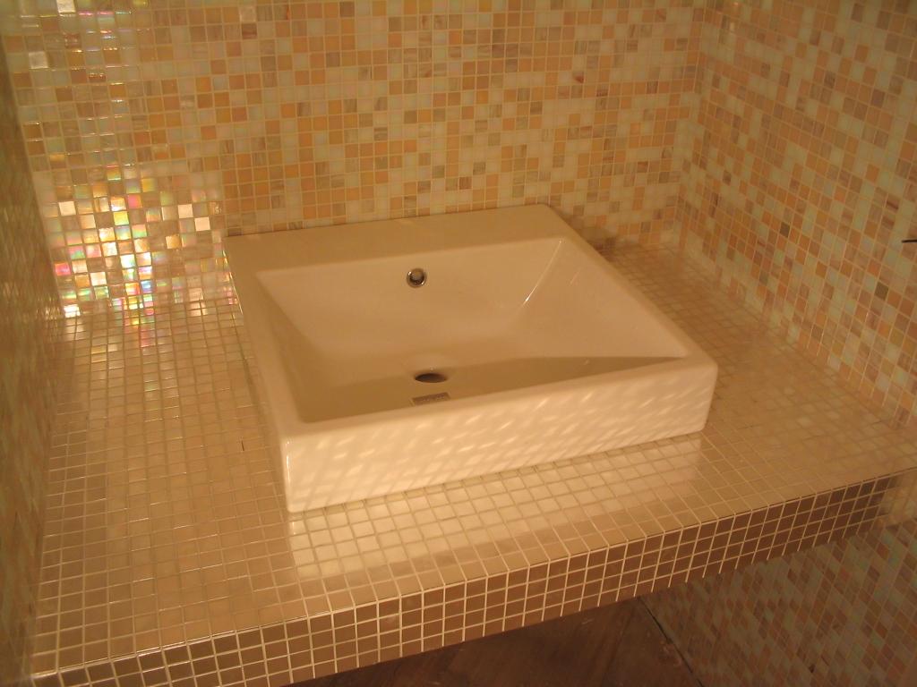 PICCOLA GALLERIA mosaico di rivestimento  i mosaici del