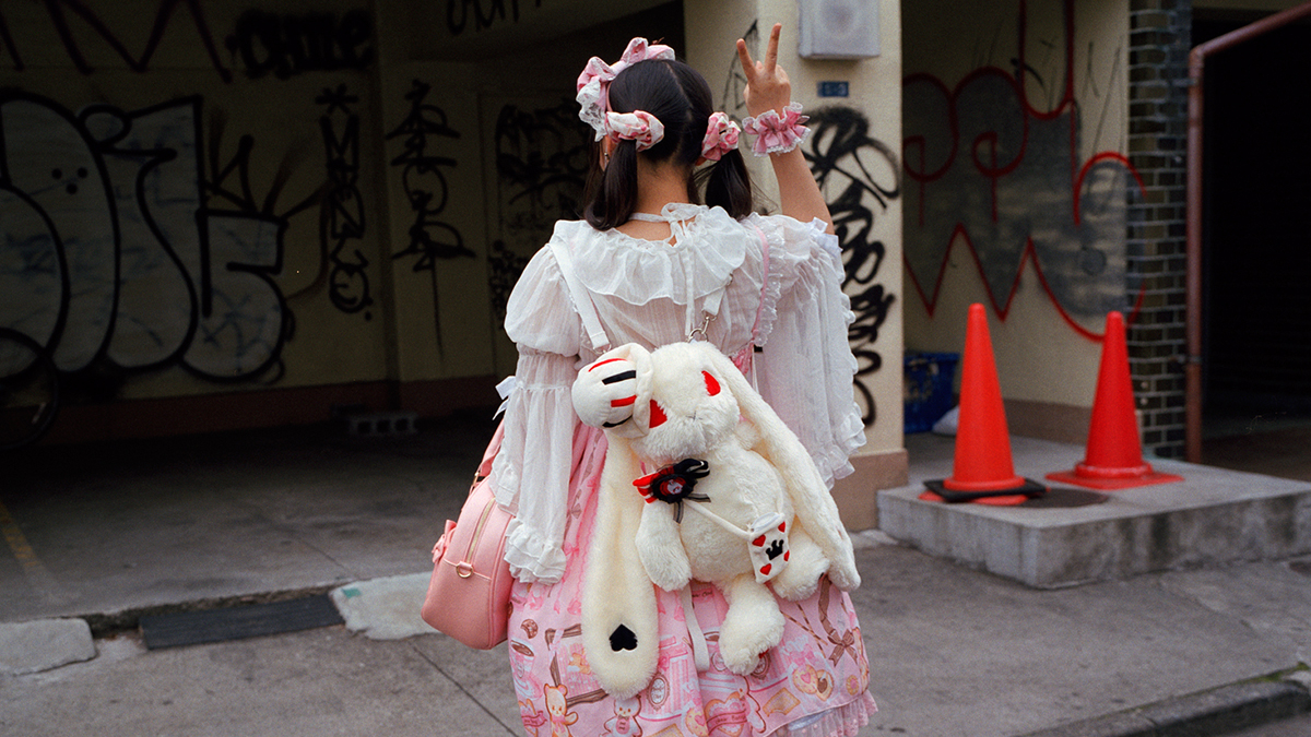 Life as a Lolita girl in the UK  Mosaic