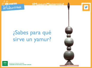 #MuseumMastermind al Museo de la Alhambra