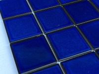Cobalt Blue Tile - Mosaic Tile for Walls, Floor & Backsplash