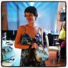 Audrey, l'organisatrice de l'événement