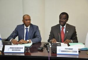 PRESIDENT OF ECOWAS