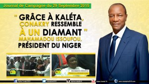 Journal de la Campagne du 29 Septembre - iSSOUFOU (1)