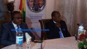 PM ETHIOPIE alpha Condé