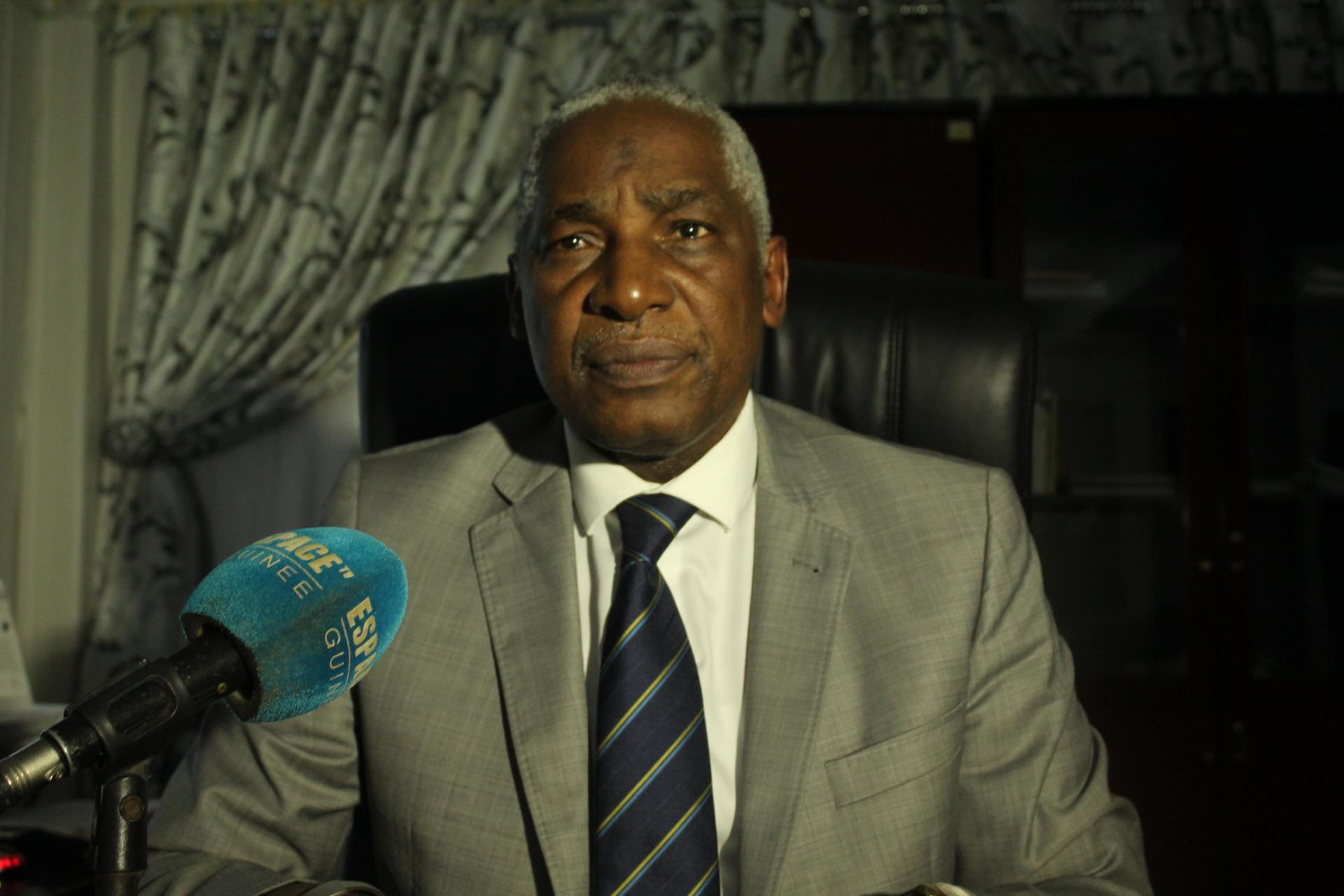 Guinée: la Cour constitutionnelle désigne un président à la Ceni