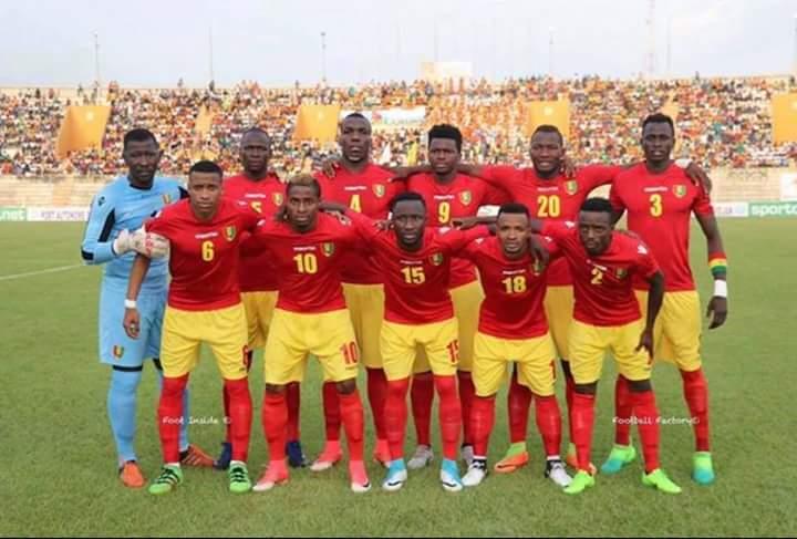 Afrique Elim Mondial 2018: La Guinée perd devant la Libye