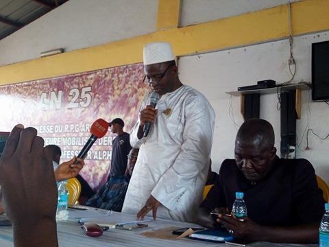 L'ex-président du parlement Aboubacar Somparé a tiré sa révérence — Guinée Conakry