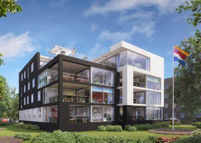 7 Appartementen Residentia te Emmen