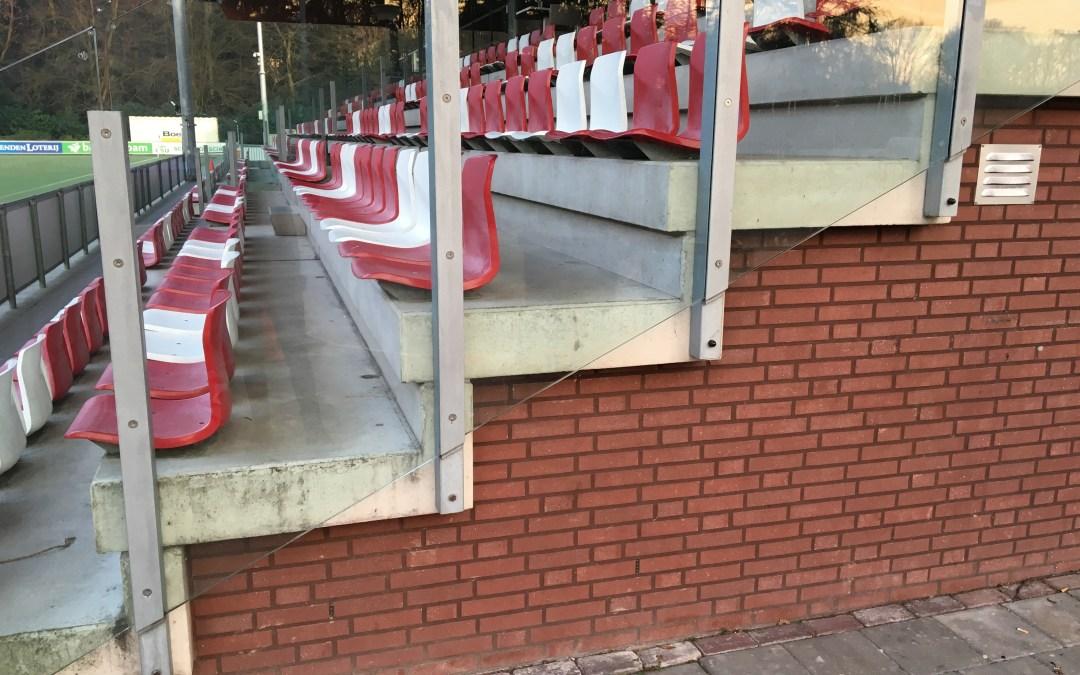 Tribune elementen Herdgang PSV te Eindhoven