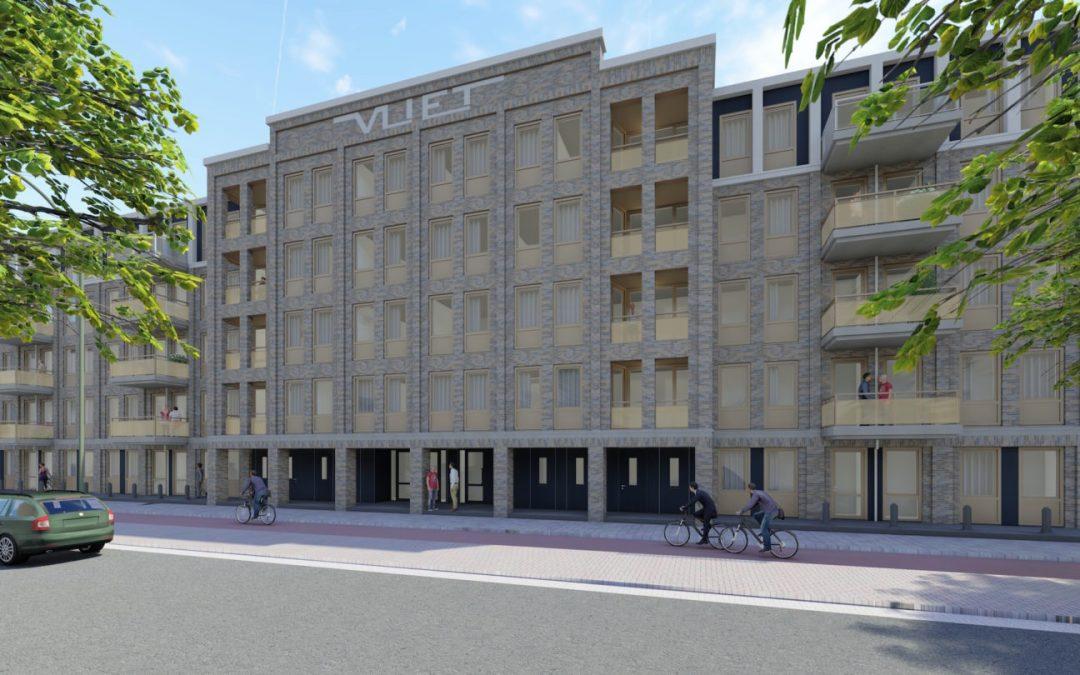52 Appartementen Zuidvliet te Leeuwarden