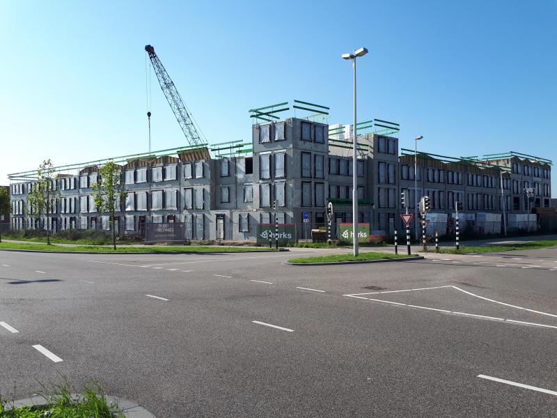 34 woningen Parkzijde te Utrecht