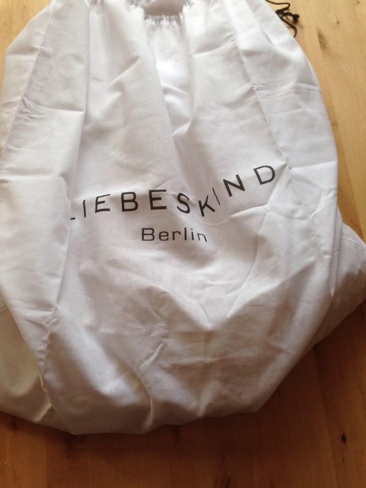 Upcycling she said: Stoffsackerl von Handtaschen