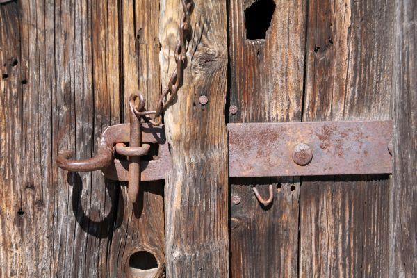 101 Arten eine Tür zu verschließen…