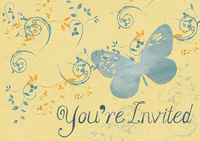 Eine besondere Einladung!