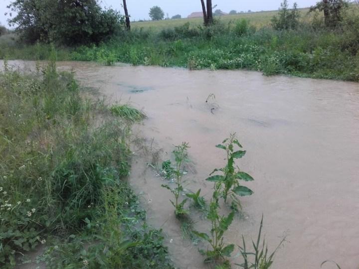 Hochwasser im Innviertel – auch beim Mosauer