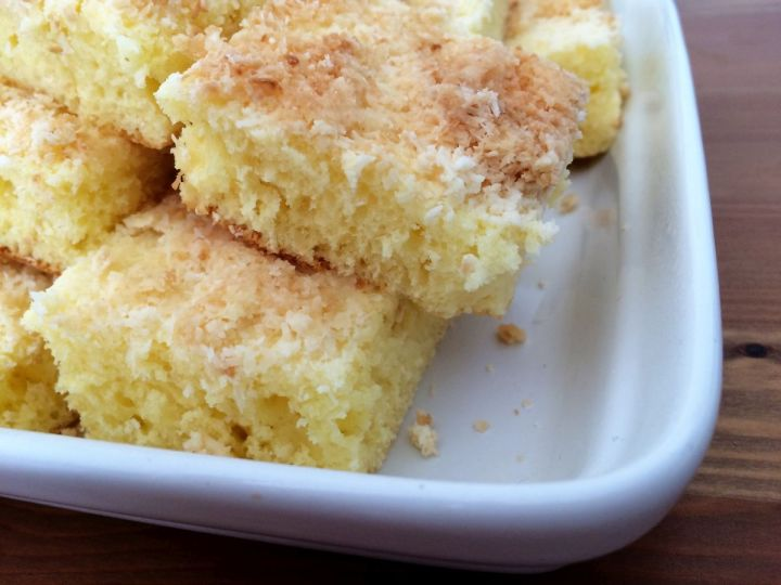 Buttermilch Kokos Kuchen