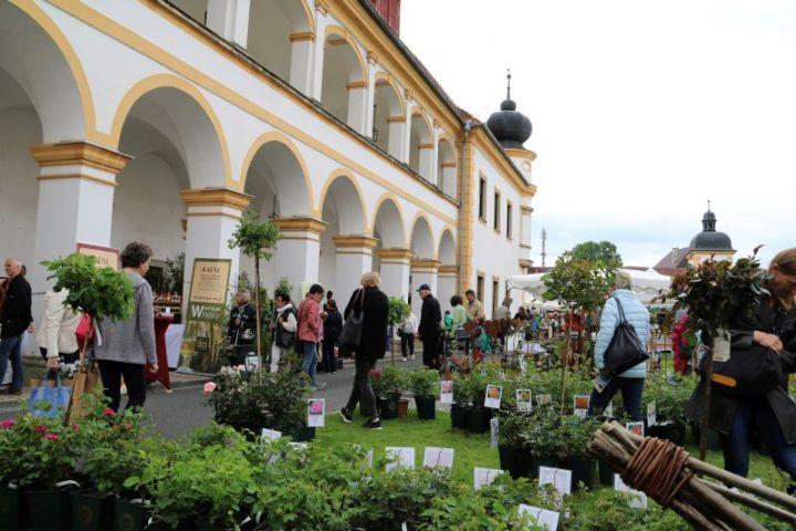 Gartentage Stift Reichersberg