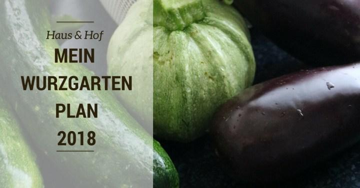 Mosauerins Wurzgartenplan
