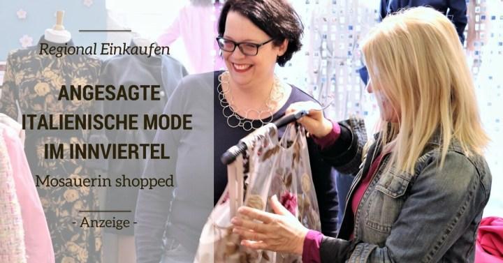 Shoppen im Innviertel: Zona di Moda in Mattighofen