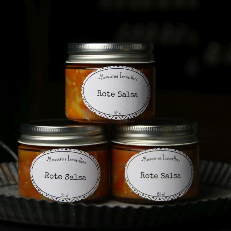 Mosauerei Saucen Salsa Rot