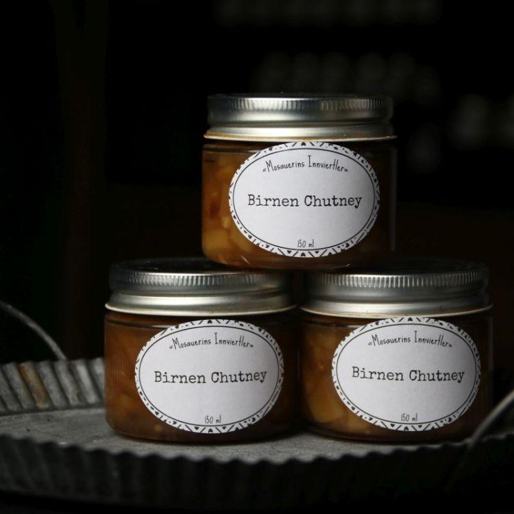 Marmeladen, Chutneys & Gelee