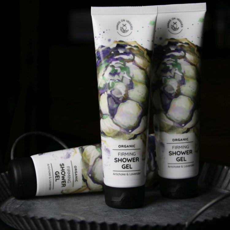 Duschgel Artischocke & Lavendel (Hands on Veggies)