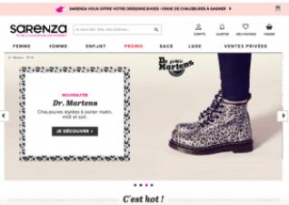 Page d'accueil site internet et dessin