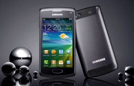The Samsung Wave 3 was the last Samsung smartphone powered by bada 2.0.