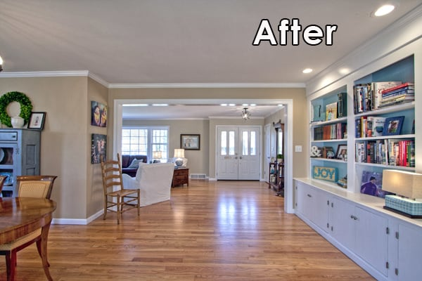 Before & After A Ranch Home Makeover  Mosby Building