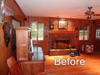 Opening Up a Home By Raising the Ceiling | Mosby Building ...