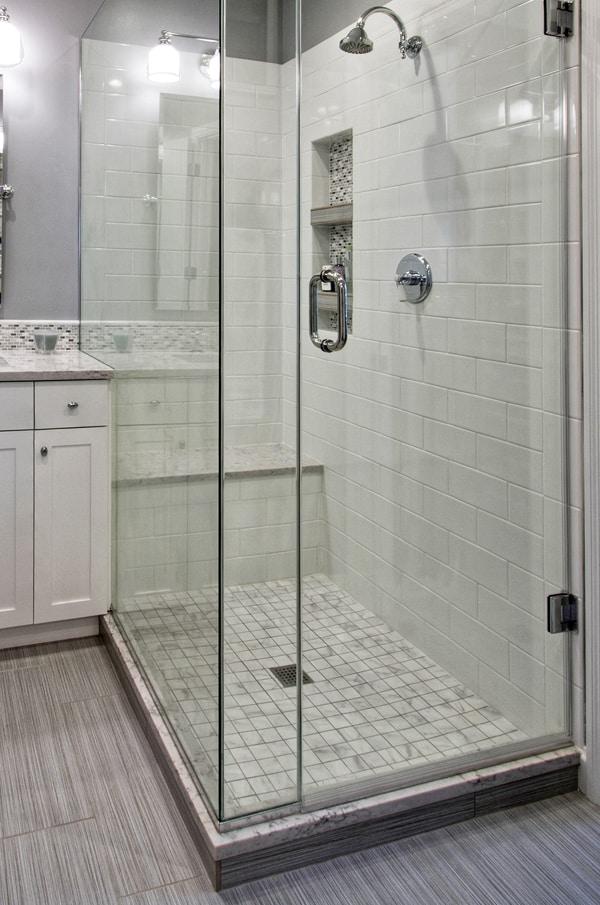 Bathroom Shower Wall Decisions  Bath  Shower Remodel