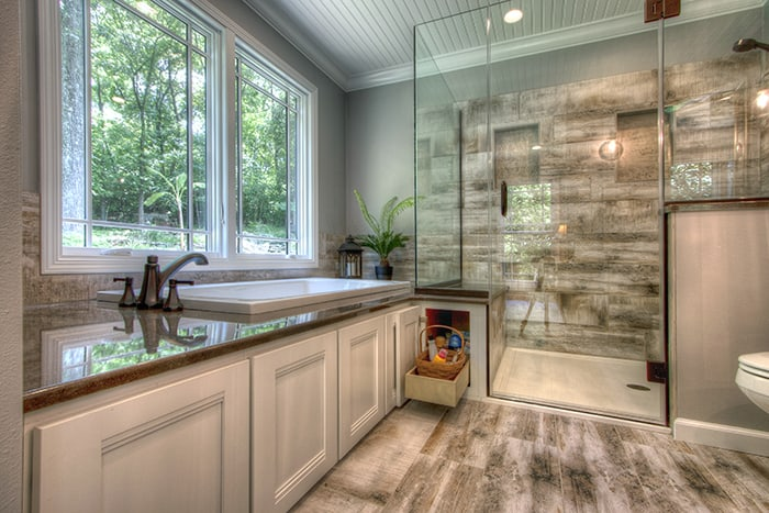 Shower Remodel  Remodel Your Shower  5 Reasons to Have a Shower Bench
