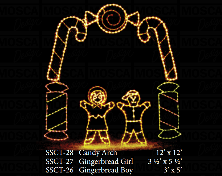 SSCT-28 Candy Arch Main