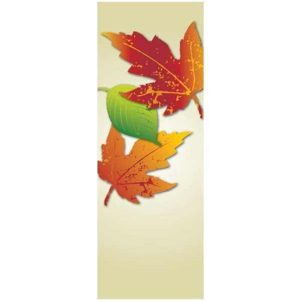 10D972 fall winter holiday banner