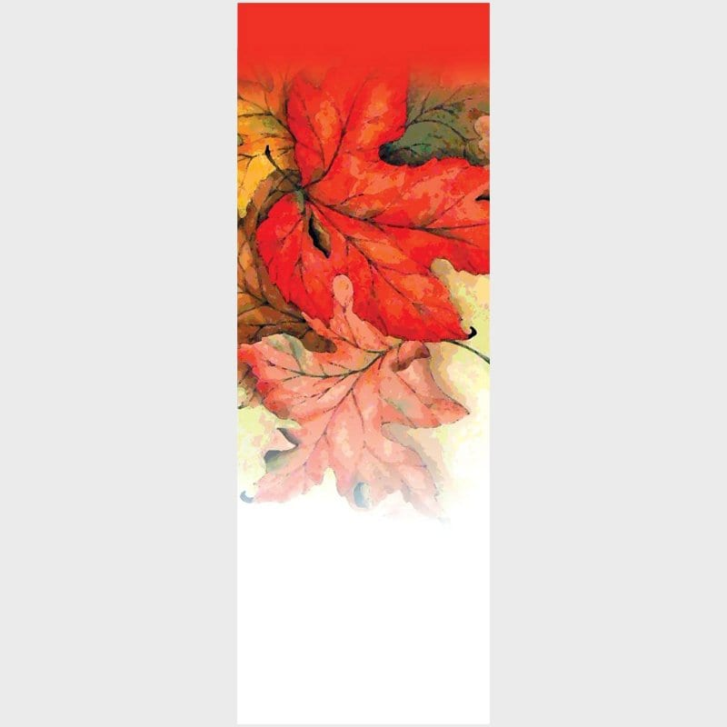 05D907 fall winter holiday banner