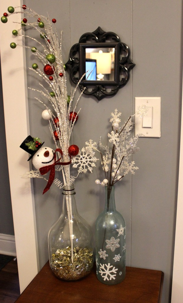 follow the painted wine bottle decor shop on facebook for my latest creations