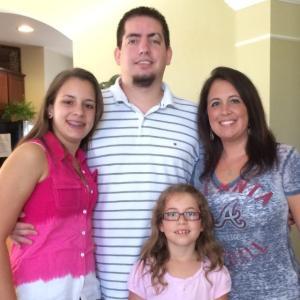 Jones Kmetz Family 2013