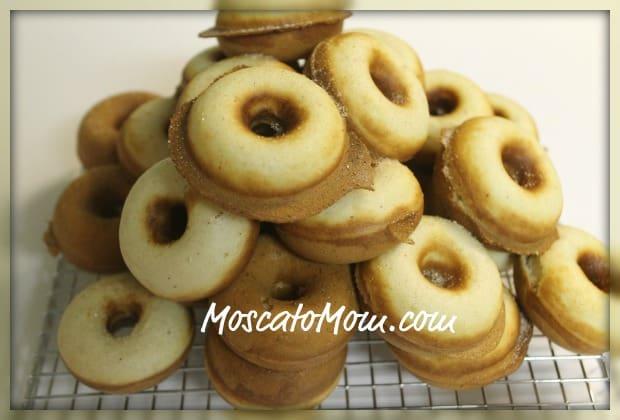 Baby Cakes Donut Maker Fail