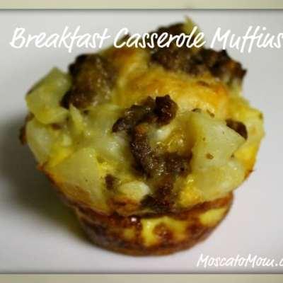 Breakfast Casserole Muffins… Take Two