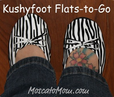 Kushyfoot Flats-To-Go