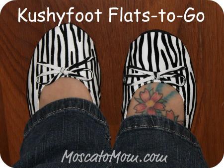 Kushyfoot Flats To Go 1